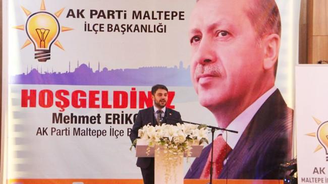 AK Parti Maltepe'nin genç ve tecrübeli meclis üyesi adayı