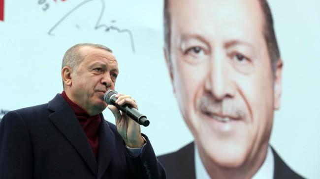 """Başkan Erdoğan, """"Bu adam bir projedir!"""""""