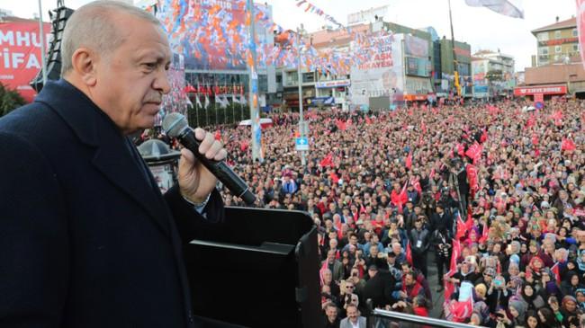 """Başkan Erdoğan, """"Hani yerliydin!"""""""