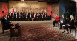 Başkan Erdoğan, İstanbul'daki Belediye Başkan Adaylarıyla TRT'de
