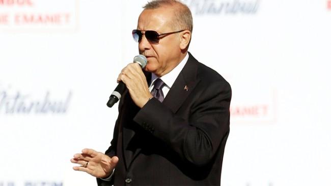 Başkan Erdoğan, müjdeleri sıraladı