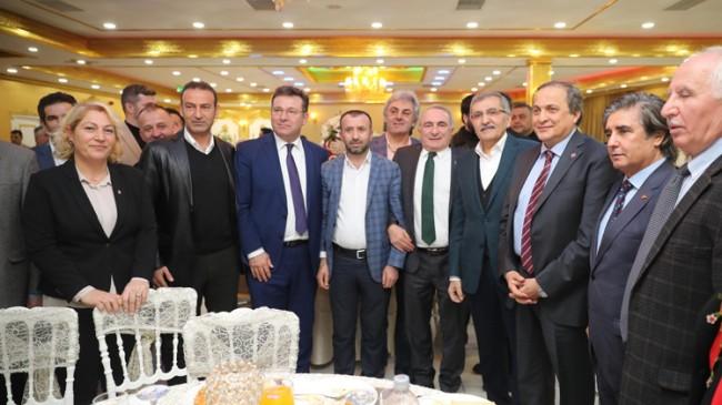 Beykoz'un adayları Ordulular gecesinde