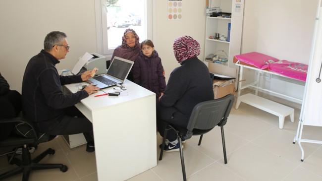 Çekmeköy'e bir aile sağlığı merkezi daha
