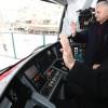 Cumhurbaşkanı Erdoğan, Gebze-Halkalı banliyö tren hatlarının açılışını yaptı