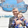 """Hilmi Türkmen, """"Tebessüm Kahvesi'nde bir mutluluk var, bir huzur var"""""""