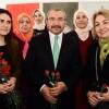 İsmail Erdem, 8 Mart Dünya Kadınlar Günü'nü kutladı