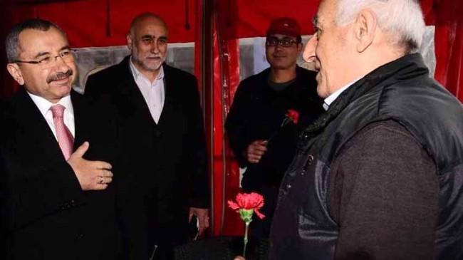 """İsmail Erdem, """"Ataşehir'i ayrıcalıklı bir ilçe haline getireceğiz"""""""
