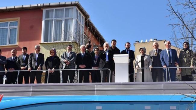 İstanbul Büyükşehir Belediyesinin bir şubesi Sancaktepe'ye kuruluyor