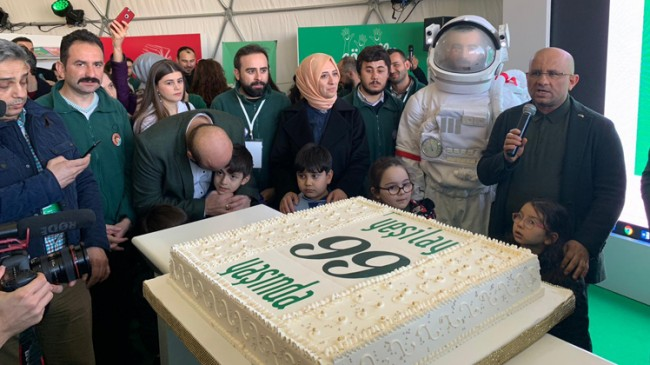 Kadıköy'de 'Yeşilay Haftası' heyecanı