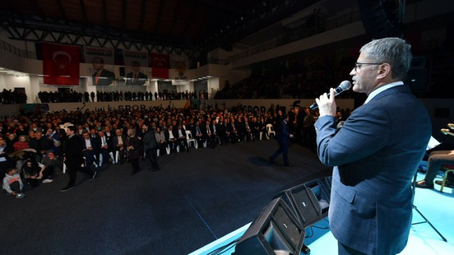 Rizeliler, Hilmi Türkmen'i bağrına bastı