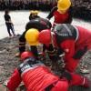 Ümraniye'de deprem tatbikatı