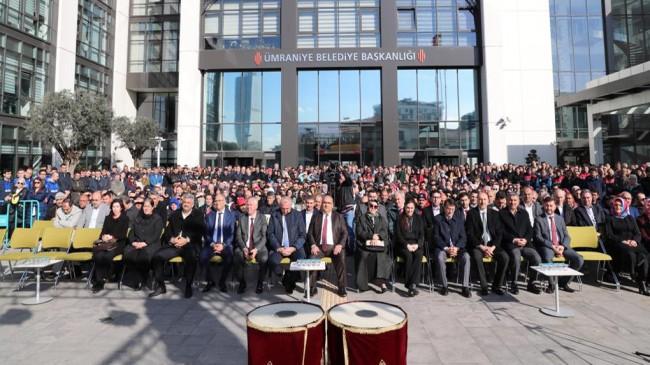 Ümraniye'nin Efsane Belediye Başkanı Hasan Can, personeli ağlattı