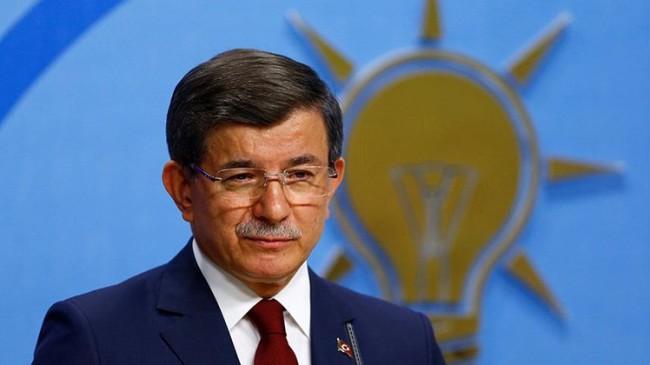 Ahmet Davutoğlu'ndan manifesto!
