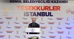 AK Parti İstanbul'dan seçim açıklaması