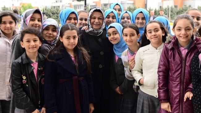 Başkan Döğücü, öğrencilerle buluştu