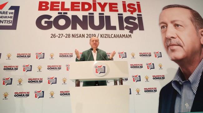 Başkan Erdoğan, AK Parti'den ayrılanlara ağır konuştu