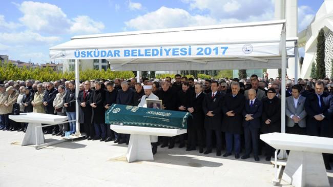 Başkan Erdoğan, Atalay Şahinoğlu'nu Hakk'a uğurladı