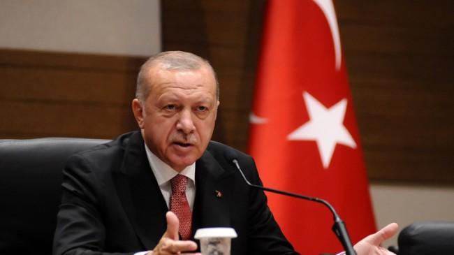 """Başkan Erdoğan, """"Örgütlü bazı eylemlerin yapıldığını tespit ettik"""""""