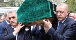 Başkan Erdoğan, Yazıcı'nın cenazesinde