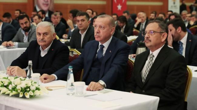 Başkan Erdoğan, Yıldırım ile ne konuştu!