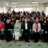 Başkan Erdoğan'dan TÜRGEV'li kız öğrencilere ziyaret