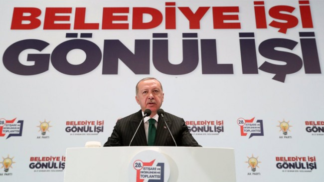 Başkan Erdoğan'ın önemli İstanbul ve Ankara değerlendirmesi