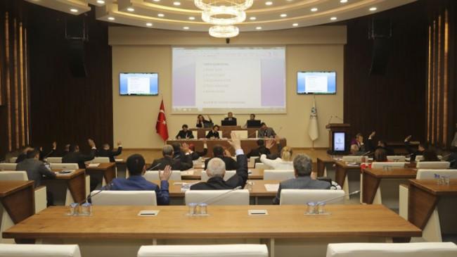 Beykoz Belediye Meclisinde görev dağılımı