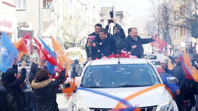 Esenler, yine İstanbul 1.'si oldu
