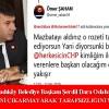 """Ömer Şahan, """"CHP'li bir belediye başkanına da bu yakışır!"""""""
