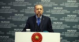 """Erdoğan, """"Vatandaşım seçim istiyor!"""""""