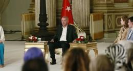 """Başkan Erdoğan, """"Veri kontrollerini yapmak FETÖ uygulamalarıdır"""""""