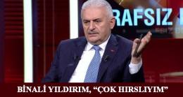 """Binali Yıldırım, """"Bütün birikimimi İstanbul'la taçlandırmak istiyorum"""""""