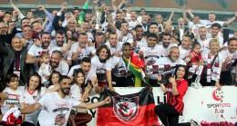 Gaziantep Süper Lig'de