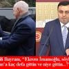 """Milletvekili Serkan Bayram, """"İmamoğlu, Yunanistan'a kaç sefer gittin ve niye gittin?"""""""