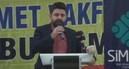 Milletvekili Osman Boyraz'dan iftiracı gazeteciye cevap!