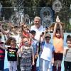 Üsküdar Belediyesi'nden Nakkaştepe Millet Bahçesi'nde tenis dersleri