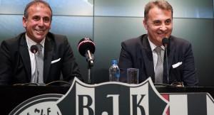 Abdullah Avcı, Beşiktaş'a imzayı attı