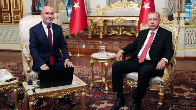 """Başkan Erdoğan, """"HDP Kandil ile el ele"""""""