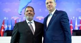 """Başkan Erdoğan, """"Mursi kardeşimize, şehidimize Allah'tan rahmet diliyorum"""""""