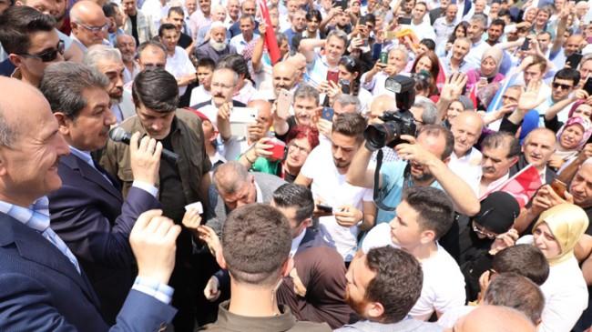 Başkan Göksu'ya hakaret eden provokatör CHP'li çıktı