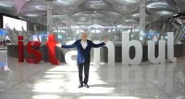 Binali Yıldırım, İstanbul Havalimanı'nda