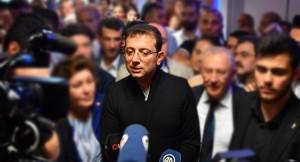 """CHP'nin proje adayı Ekrem İmamoğlu Ordu Valisi'ne """"it"""" dedi!!"""