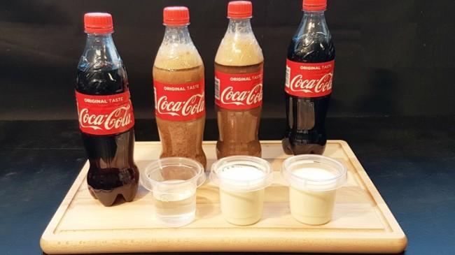 Coca-Cola'nın zararları!
