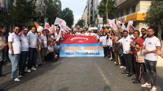 İstanbul Hareketi, sahaya heyecan getirdi