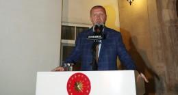 """Macron'a sert çıkan Başkan Erdoğan, """"Sen kimsin de açıklama yapıyorsun?"""""""