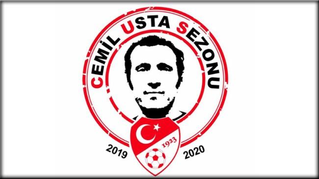 TFF'den Cemil Usta sezonu