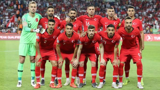 Türkiye'nin kalesi gollere kapalı