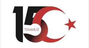 15 Temmuz yeni logo ile anılacak