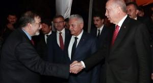 """Başkan Erdoğan, """"Anadolu toprakları o gece bir kez daha bize vatan kılınmıştır"""""""