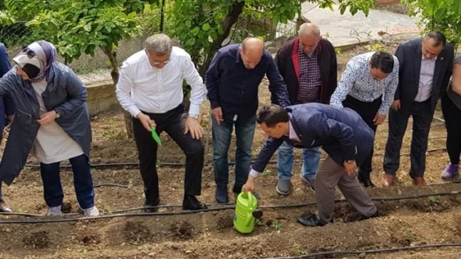"""Başkan Türkmen, """"Doğal hayatı gelecek kuşağa aktarma adına önemsiyoruz"""""""